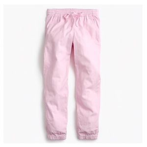 NWT J.Crew Point Sur Seaside Pant Pink Size 2